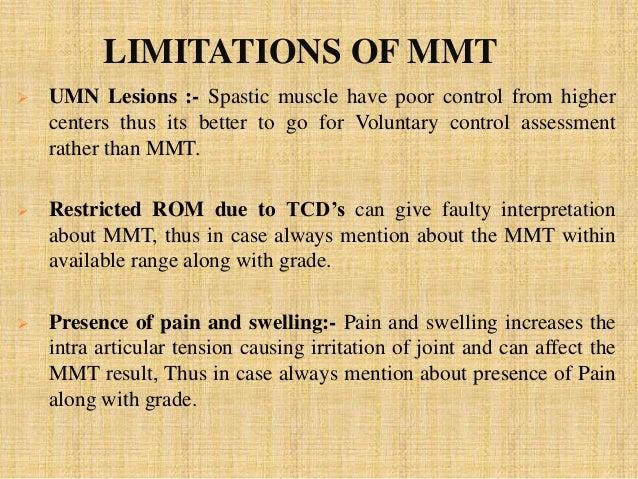 Manual Muscle Testing Pdf