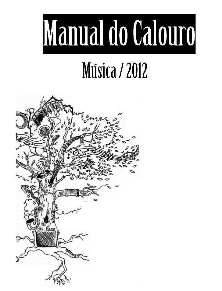 Manual musica 2012