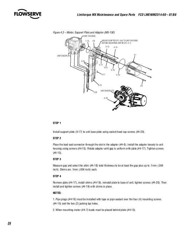 manual mx 05 GE Wiring Diagrams  Limitorque QX Wire Diagram Dayton Wiring Diagrams Limitorque MX Actuators