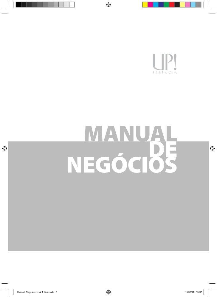 Manual_Negócios_final 4_kiron.indd 1   15/03/11 15:37