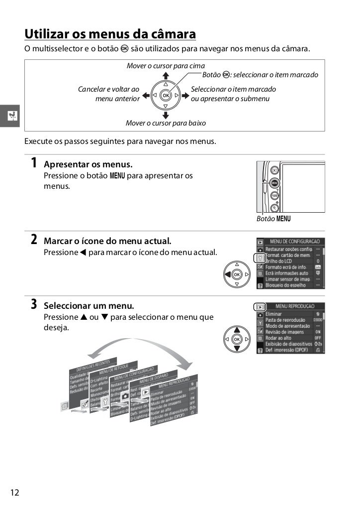 manual nikon d3000 em portugu s rh pt slideshare net manual de usuario nikon d3000 manual de nikon d3000 en español