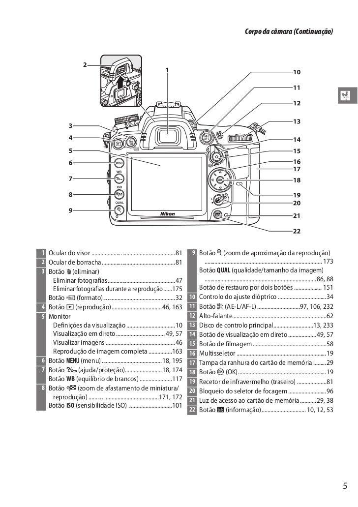 manual nikon d7000 em portugu s rh pt slideshare net manual da nikon d7100 em portugues manual da nikon d7100 em portugues