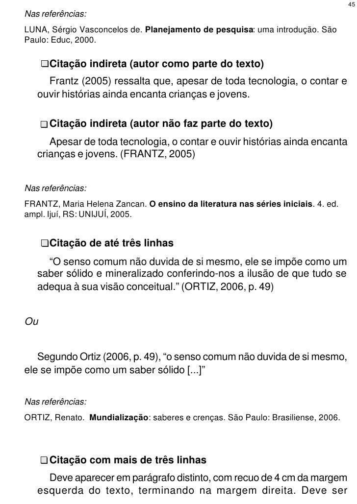 Manual Normalizacao.