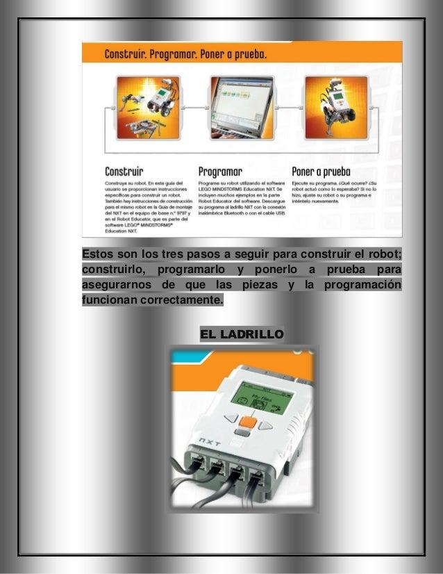 Lego Nxt 2 0 manual