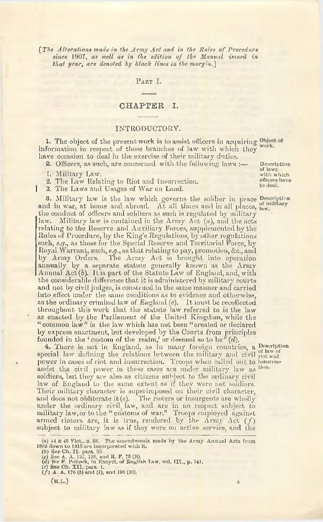 Manual of military law 1914