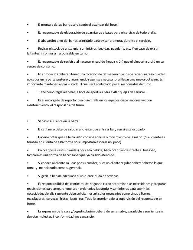 manual operativo rh es slideshare net manual de operacion de un bar manual de operacion de un restaurante bar