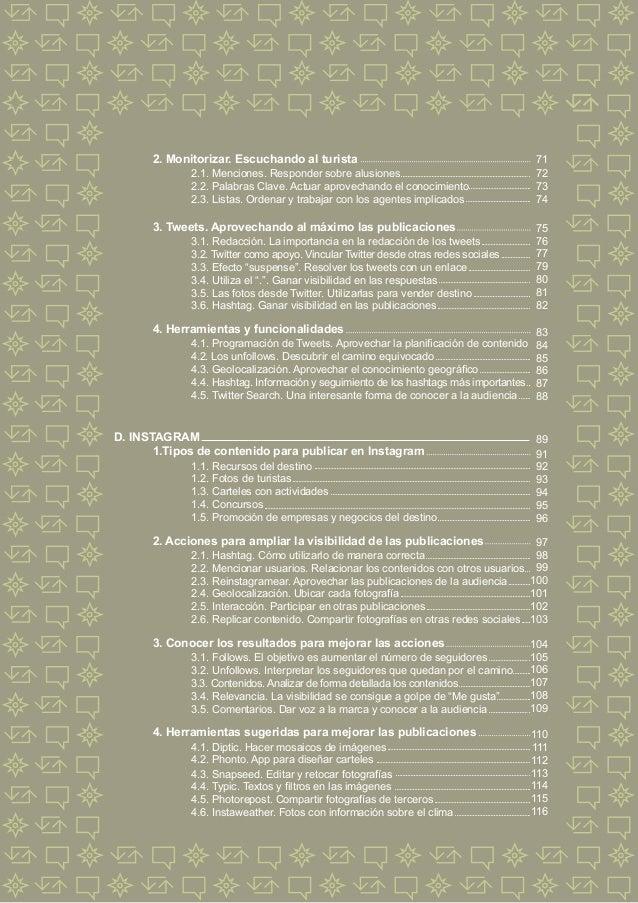 Manual Operativo de Redes Sociales para Destinos Turísticos Slide 3