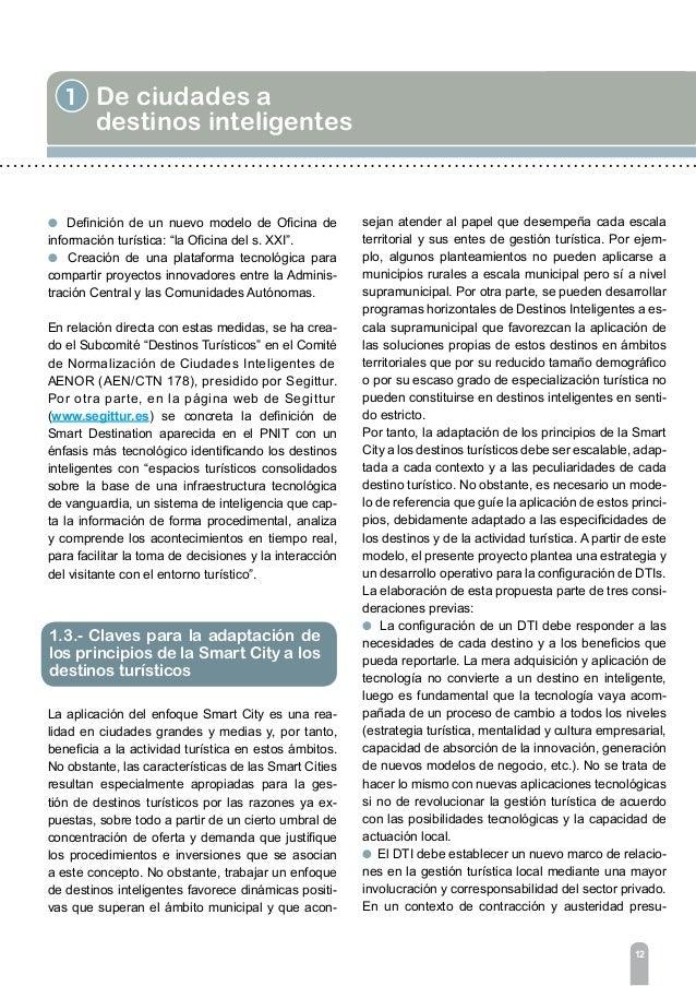 14 1 De ciudades a destinos inteligentes las Centrales de Reservas (CRS) a los sistemas globales de distribución (GDS) en ...