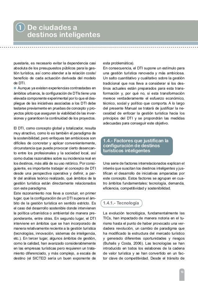15 1 De ciudades a destinos inteligentes rencia, participación y colaboración ciudadana que puede derivar en nuevas oportu...