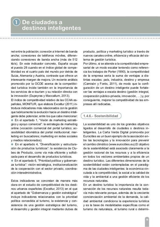 2El modelo de referencia para los destinos La definición de un modelo de referencia constituye un objetivo fundamental par...