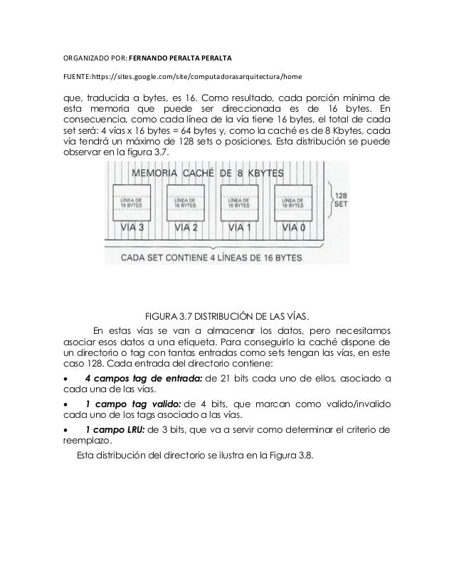 Manual para arquitectura de pc for Arquitectura 128 bits