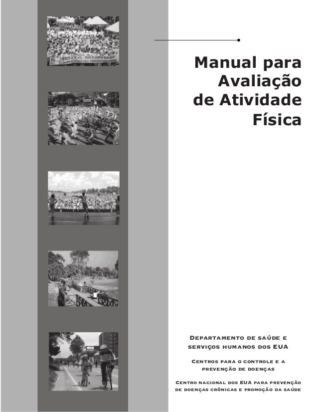 Manual para avaliacao de atividade física Slide 3