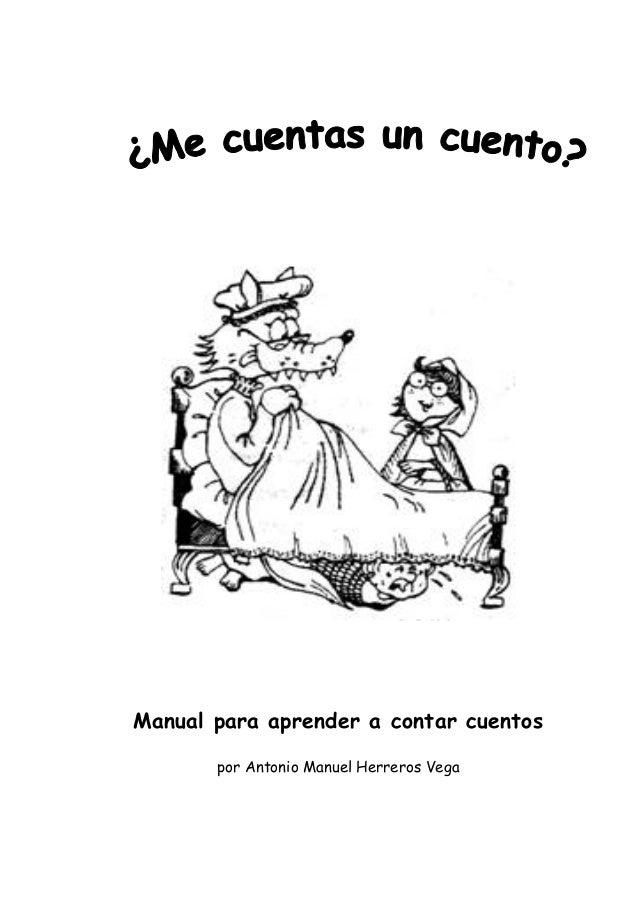 Manual para contar cuentos