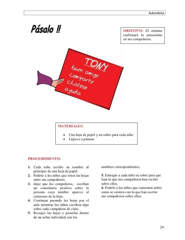 Manual Para El Facilitador 1º De Primaria