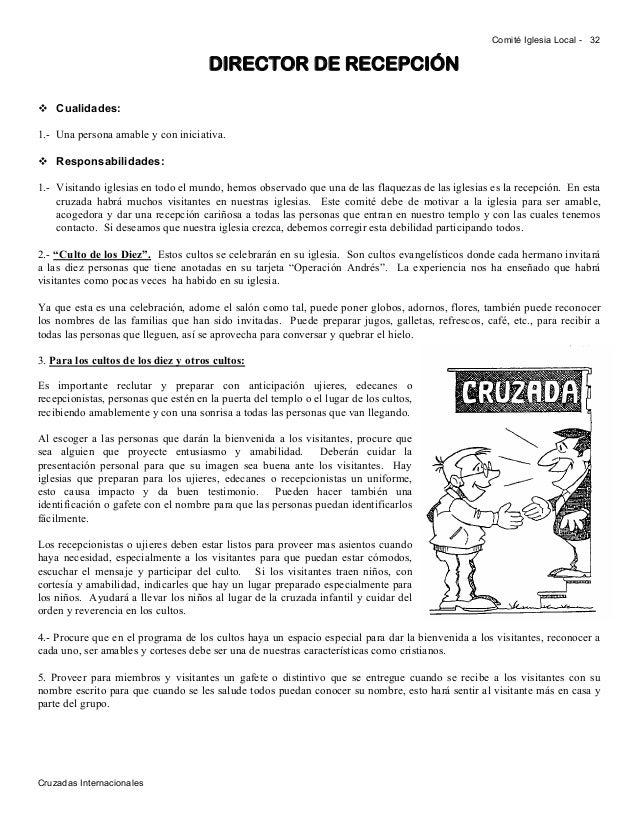 Manual Para La Iglesia Local Cruzada Internacional