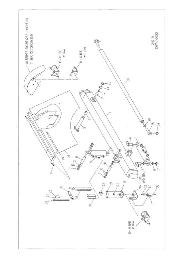 Manual partes y piezas se 150 16 170