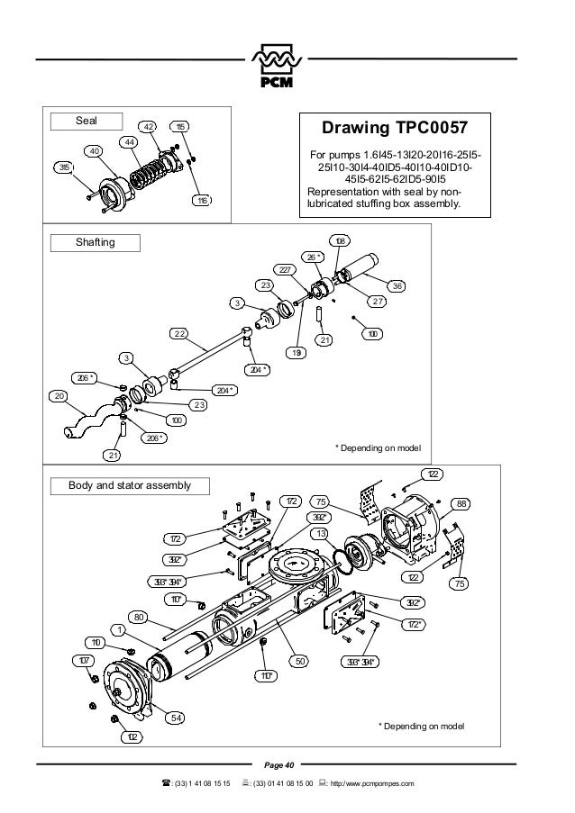 Manual pcm 25i5 & 45i5