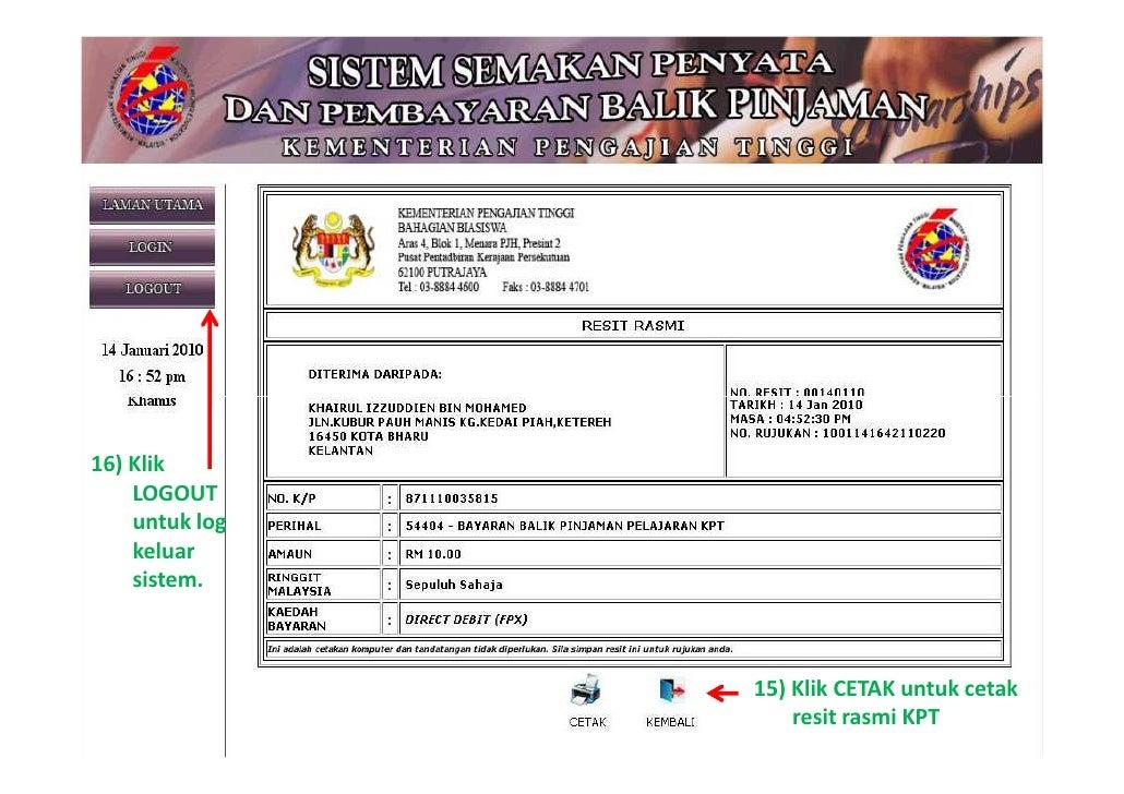 Manual Pembayaran Fpx Kpt Maybank2 U