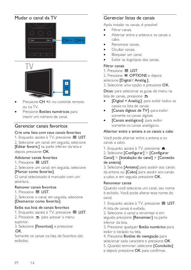 manual philips 42pfl5508g 78 dfu brp rh pt slideshare net manual da tv philips 42 polegadas manual da tv philips 32 polegadas