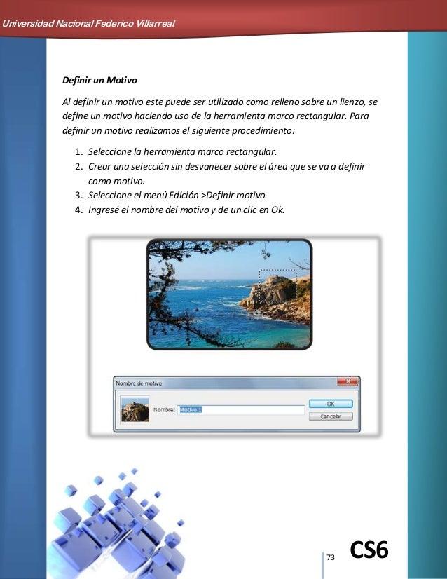 Modulo Photoshop Cs 6