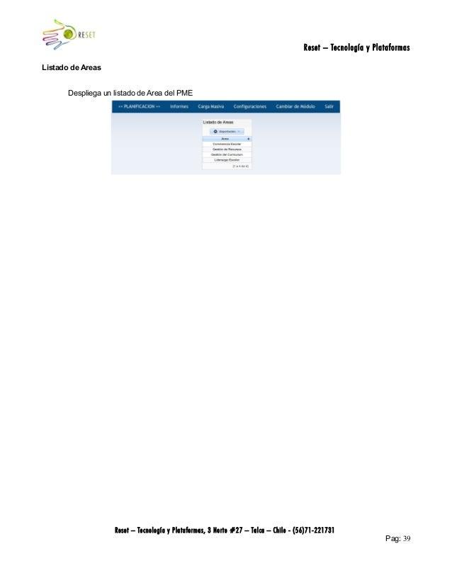 Manual plataforma gestion_educacional