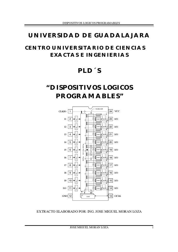 Manual pld´s