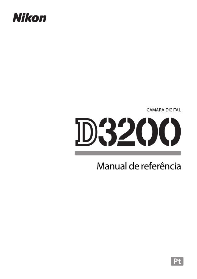 nikon d3200 manual portugues rh pt slideshare net