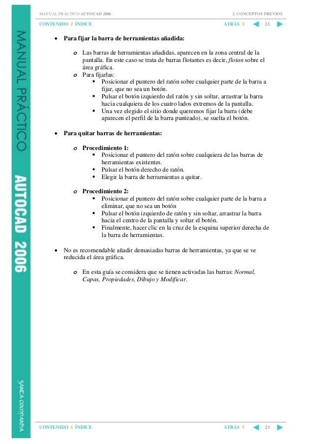 manual practico auto cad 2006 rh es slideshare net Gratis Invitaciones De Unicornio Gratis Peliculas Estrenos