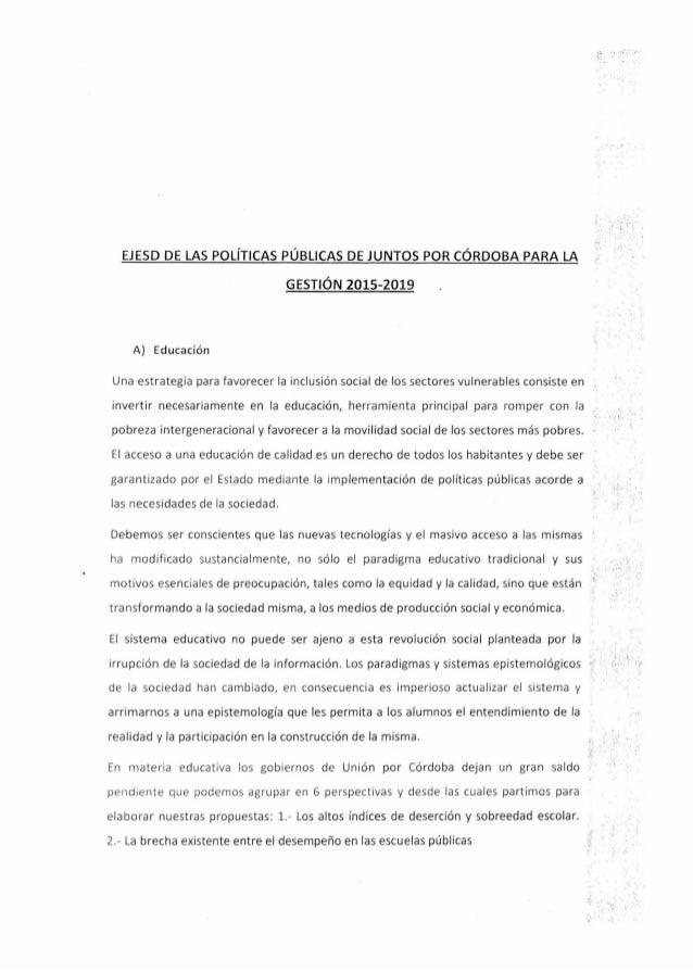 El Manual De Mauricio Macri Para Los Candidatos Cordobeses