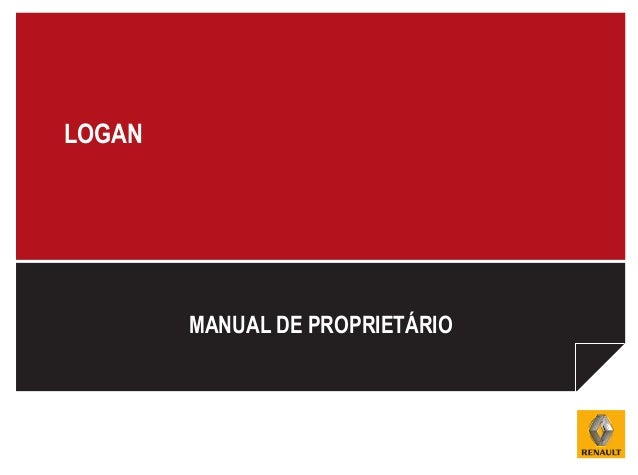 manual do proprietario renault logan rh pt slideshare net manual del usuario renault logan 2008 2018 Renault Logan