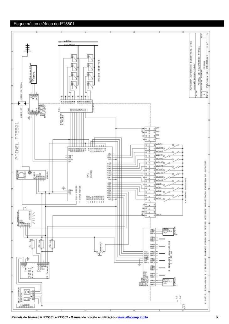 Manual PT5501 e PT5502