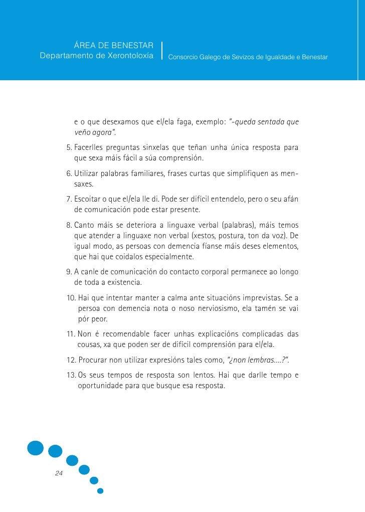 ÁREA DE BENESTAR Departamento de Xerontoloxía          Consorcio Galego de Sevizos de Igualdade e Benestar             ACT...