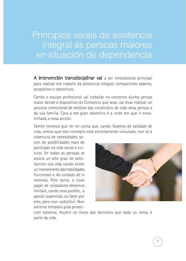 ÁREA DE BENESTAR Departamento de Xerontoloxía          Consorcio Galego de Sevizos de Igualdade e Benestar                ...