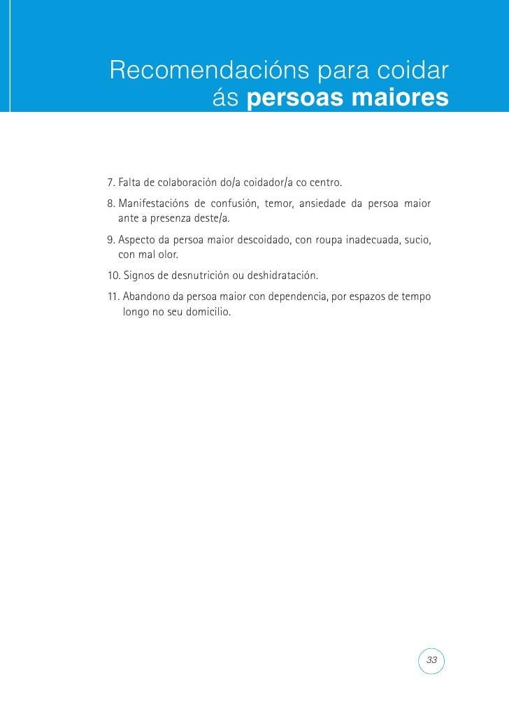Manual Recomendacions Para Coidar As Persoas Maiores V3