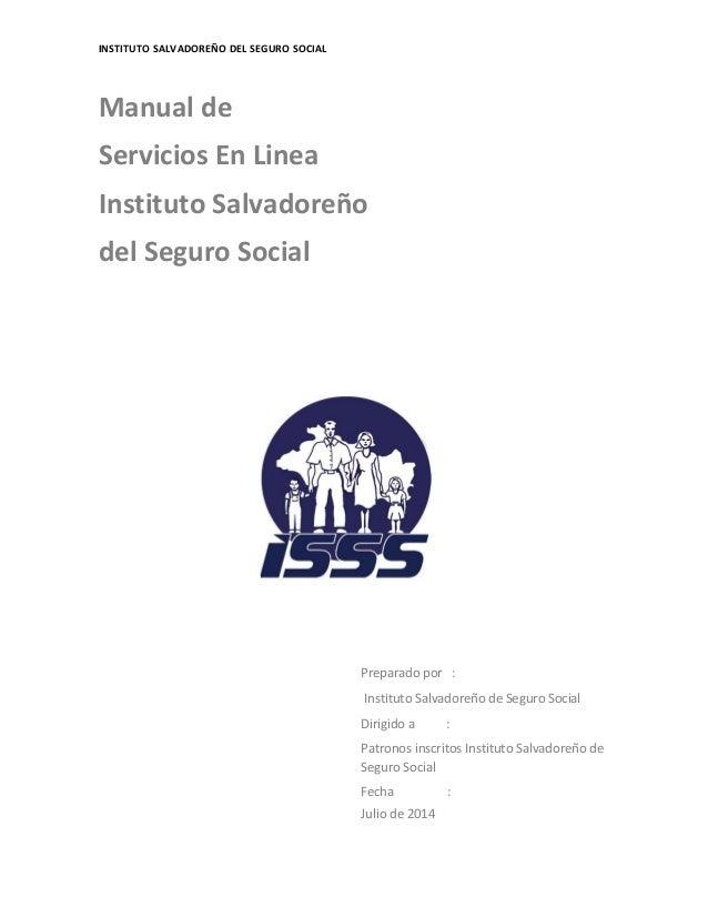 Manual registro ovisss