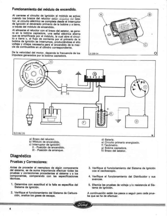 Manual Reparacion Y Servicio Sistema De Ignicion