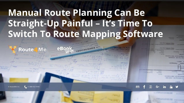 Manual Route Planning Can Be StraightUp Painful Its Time To Switc - Trip mapping software