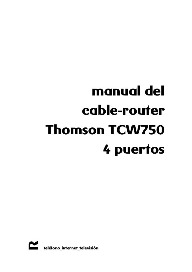 Manual routerwifi tcw750_4puertos