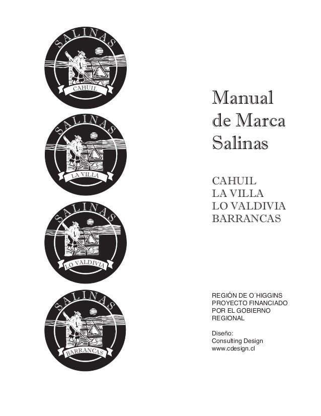 Manual de Marca Salinas de Chile