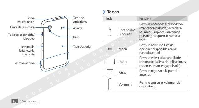 pantalla de bloqueo samsung galaxy ace manuel d'utilisation