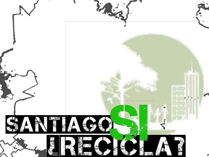 INFRAESTRUCTURA EXISTENTEEN SANTIAGO