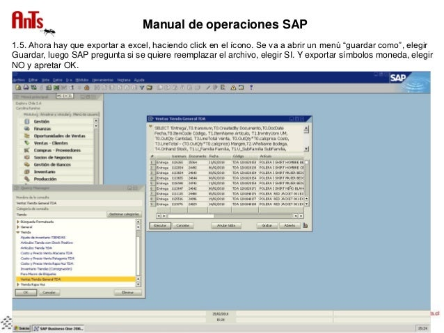 manual sap business one rh es slideshare net Useful SAP Transaction Codes SAP For Dummies Table of Contents