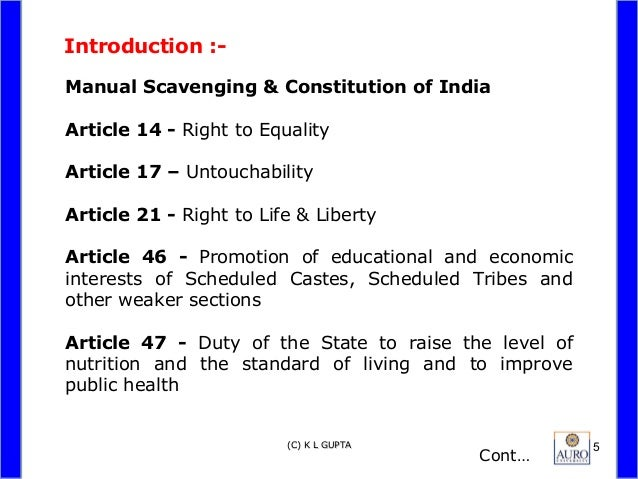 manual scavenging in india Home » tags » manual scavenging manual scavenging subscribe to rss -  manual scavenging clean india, unclean indians beyond the bhim yatra vol.