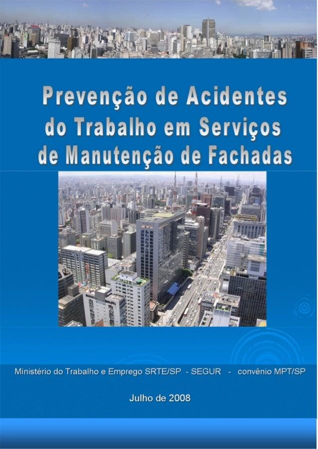 INTRODUÇÃO O Ministério do Trabalho e Emprego (MTE), é o órgão federal responsável pela regulamentação de ações aplicáveis...