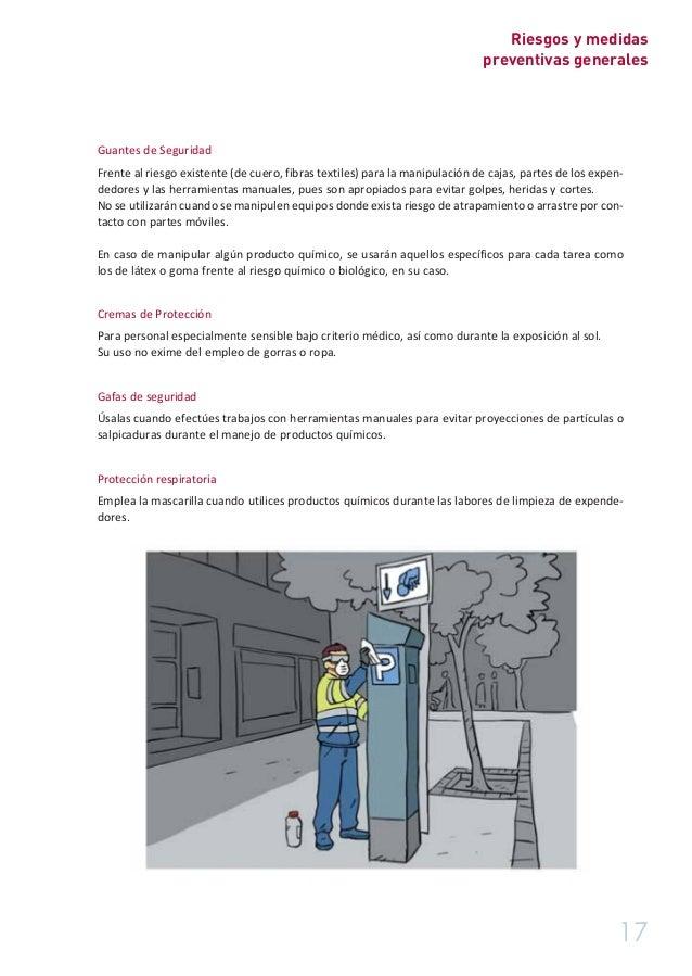 Manual seguridad salud estacionamiento regulado