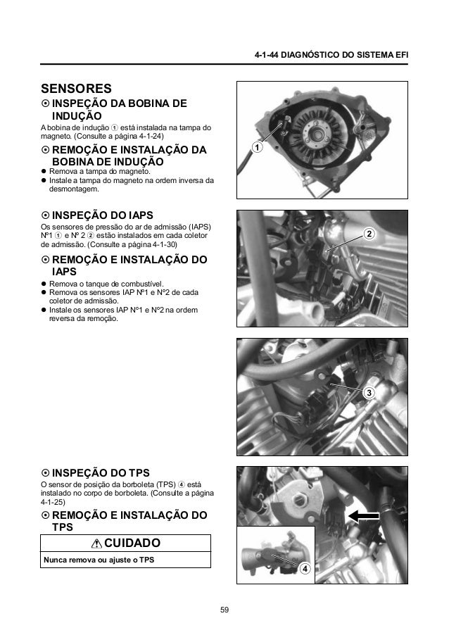 Manual servico mirage_efi