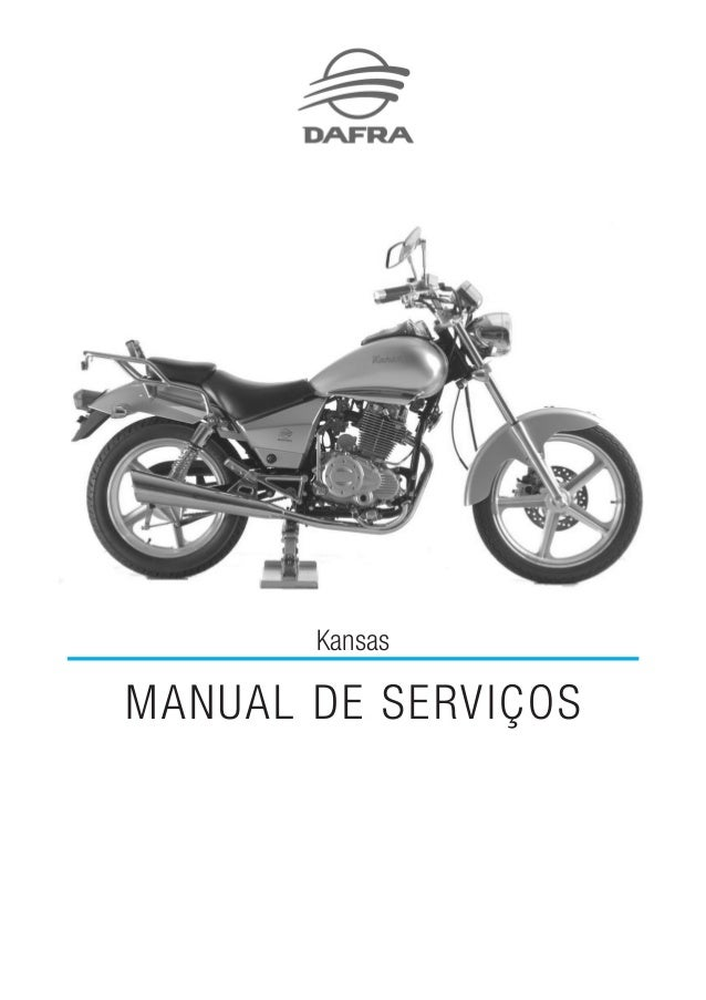 Kansas MANUAL DE SERVIÇOS