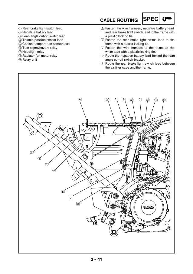 Wiring Harness Lacing Suspension Harness Wiring Diagram