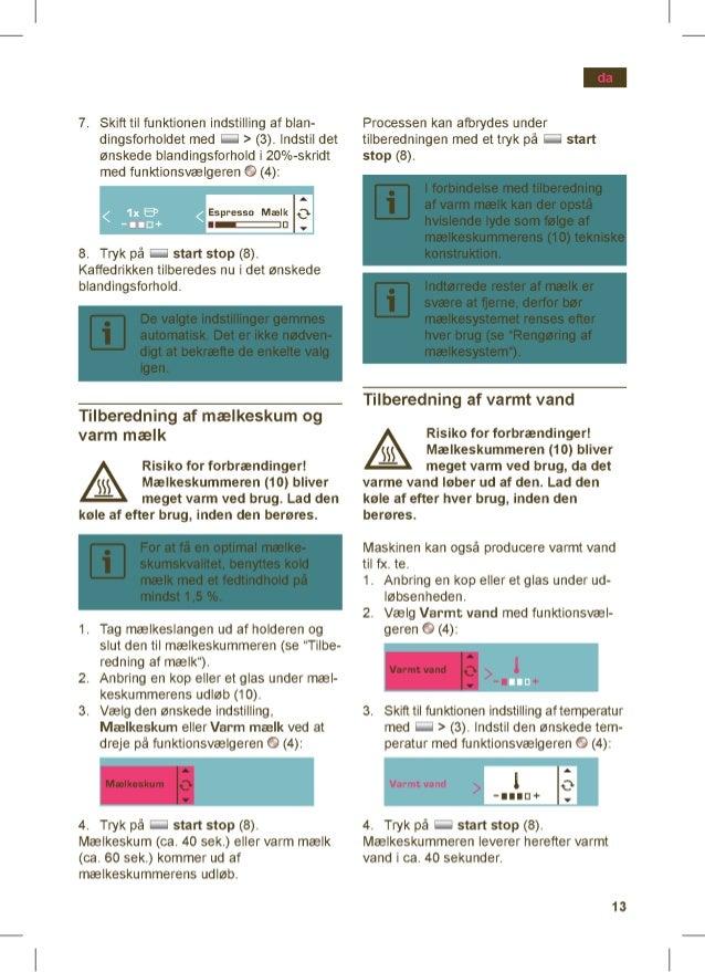 Manual siemens cafetera tk76k573 13 publicscrutiny Choice Image