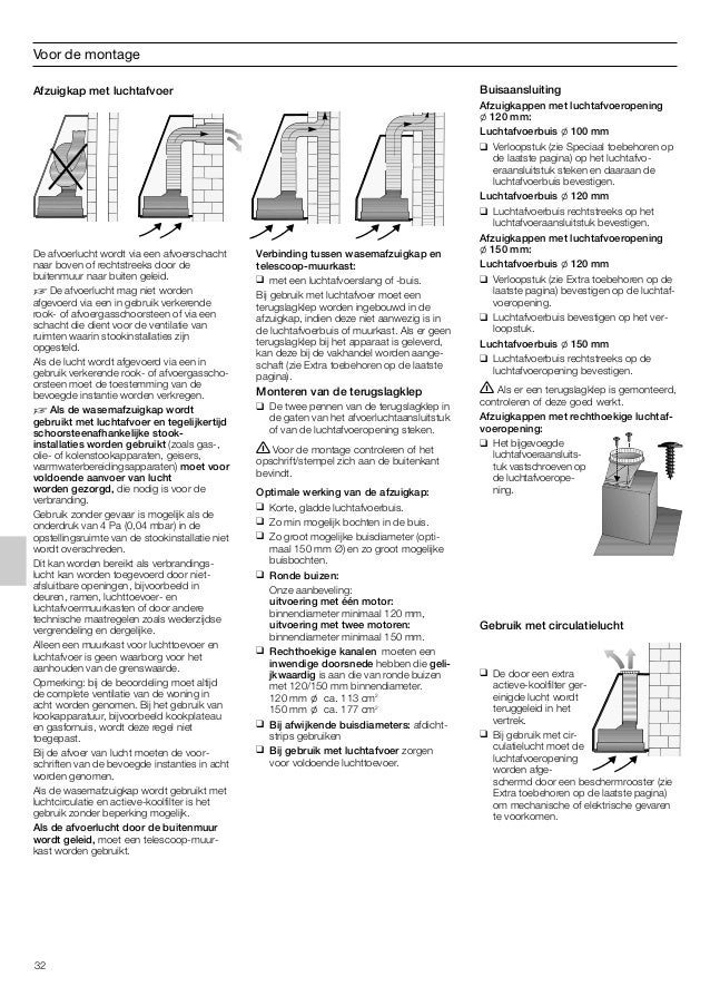Manual siemens campana integrada lb75564